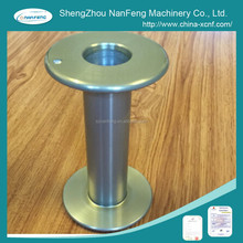 aluminum bobbin for textiles machine
