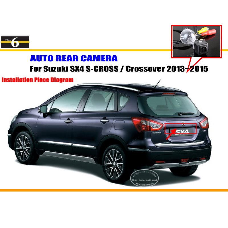 Neo Baleno: Car Rear View Camera / Back Up Reverse Parking Camera For
