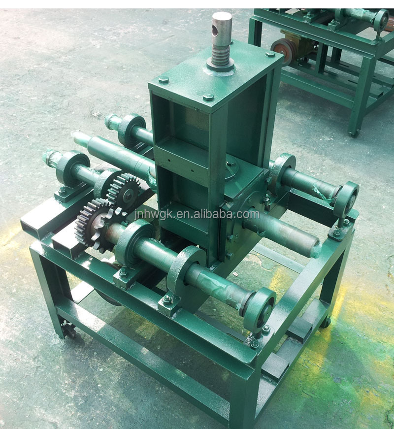pipe bundling machine