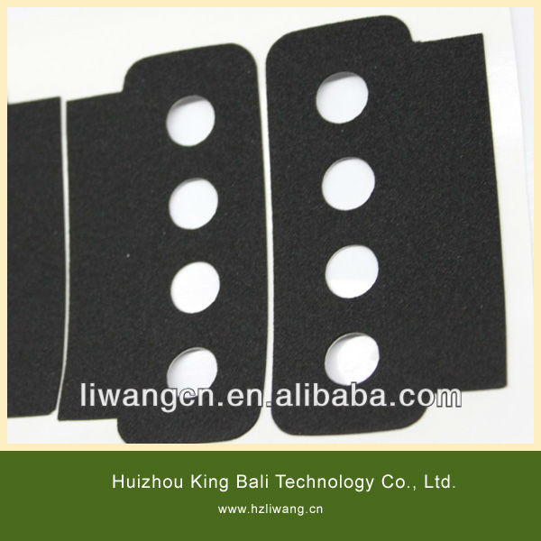 Black Back Adhesive CR Foam Pads