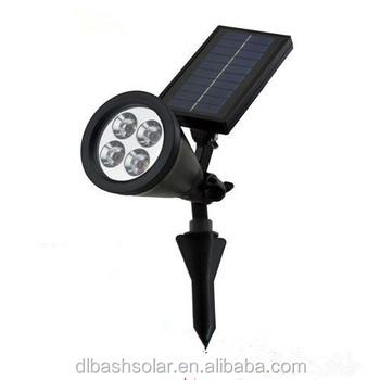 best cheap ca3b7 581a4 Solar Lights,Lemontec 2-in-1 Adjustable 4 Led Wall And Landscape Light;  Spotlight Bright-and-dark Sensing Auto On/off Security - Buy Solar Led  Garden ...