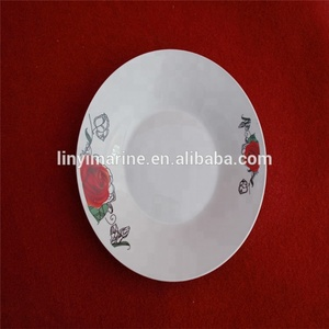 Hot sell stainless steel with acrylic dinnerware