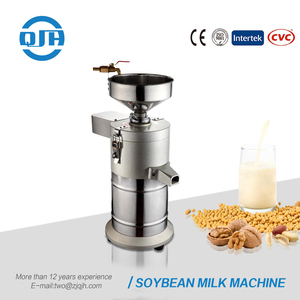 Best price commercial industrial food processing equipment almond grinding maker soya milk machine
