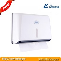 Commercial Bathroom Wall Mounted Z Fold Hand Paper Towel Dispenser