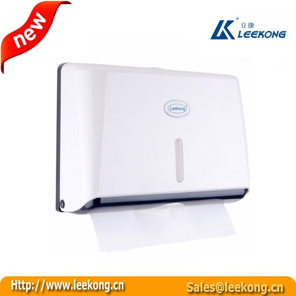 commercial bathroom wall mounted z fold hand paper towel dispenser - Commercial Bathroom Paper Towel Dispenser