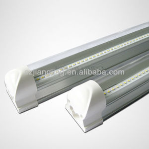 Hottes unified bracket T8 LED Tube lighting