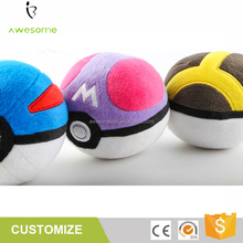 (Christmas Gift) Wholesale Pokemon Plush Toys, Pokeball Toys Plush, Toys Plush Pikachu