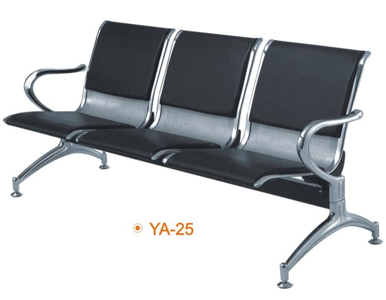 Nouveau Design En Cuir Pu Confortable Chaise De Salle Dattente Ya