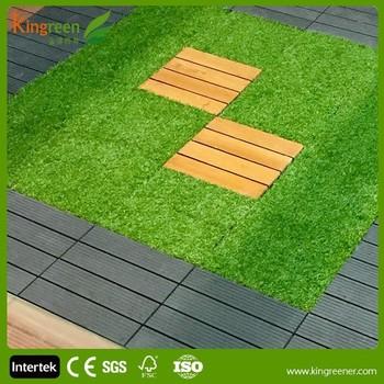 Wpc Interlocking Decking Tiles Easy To