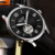 Japanese 82S0 Movement Polished Mechanical Watches for Men