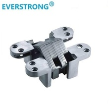 EVERSTRONG heavy duty invisibile o croce <span class=keywords><strong>cerniera</strong></span> AG001 in lega di zinco <span class=keywords><strong>nascosto</strong></span> <span class=keywords><strong>cerniera</strong></span> <span class=keywords><strong>della</strong></span> <span class=keywords><strong>porta</strong></span>