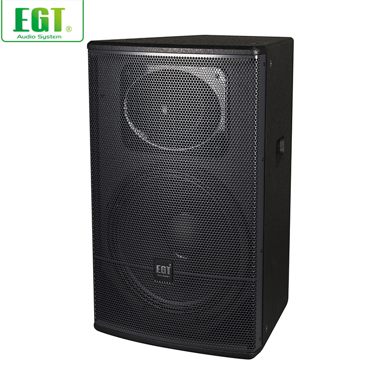 Hot Sale Multimedia Pro Sound 18 Single 15 Inch Woofer Full Range Speaker