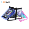 Clear moblie phone pouch Waterproof Acting as a buffer with drop resistance protector PVC bag for universal phone