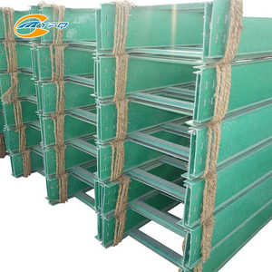 Hot Selling FRP Fiberglass Cable Tray Price Lists For Construction