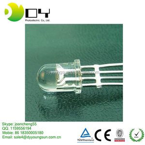 high quality good price 3mm 1.5v rgb led diode