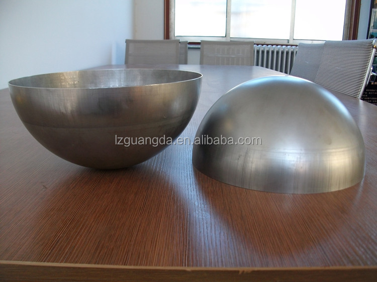 Hollow Sheet Metal Sphere And Hemisphere Buy Hollow