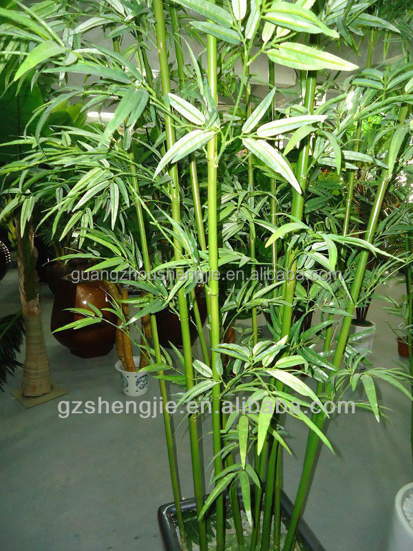 J080605 China Supplier Artificial Bamboo Plant Decoration