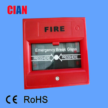 manual pull fire alarm