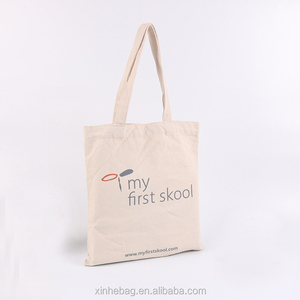 Printed cotton shopping gym tote bags ed44a84d91c38