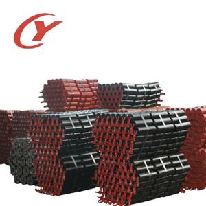 Dependable performance Steel Tube Conveyor Roller Gravity Conveyor Idler