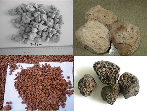 Red Pumice Stone : Pumice rock artifical stone lava buy