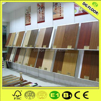 HIgh Quality AB Grade 15mm Multilayer Engineered Hardwood Flooring