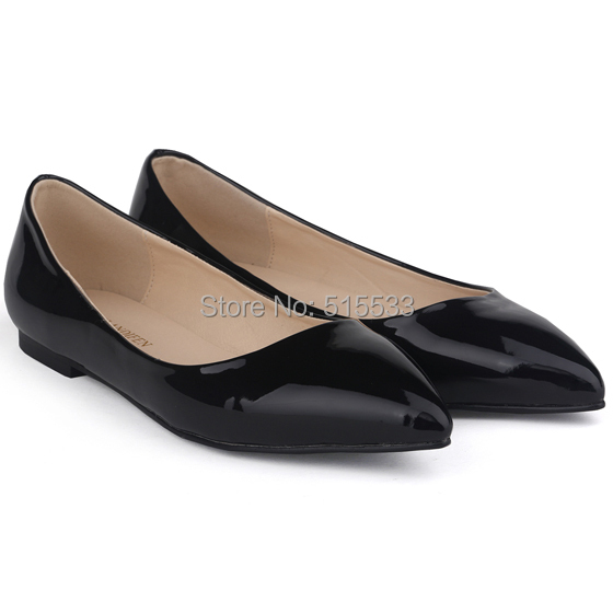 Alyn Black Cute Faux Leather Oxford Style Laced Up Closed Toe Small Heel Flex Comfy Flats Designer Loafer Ver Zapatos Bajitos De Mujer Sneakers Shoes for Sale Women Girl Size