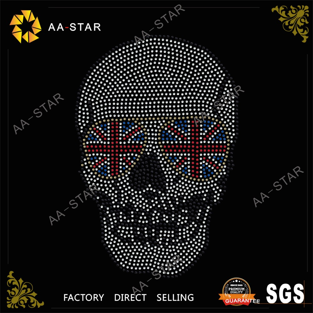 Skull Hotfix Rhinestone, Skull Hotfix Rhinestone Suppliers and ...