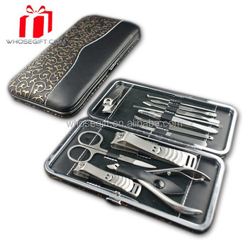 Baby Manicure Sets With Nail Clipper Scissors And File