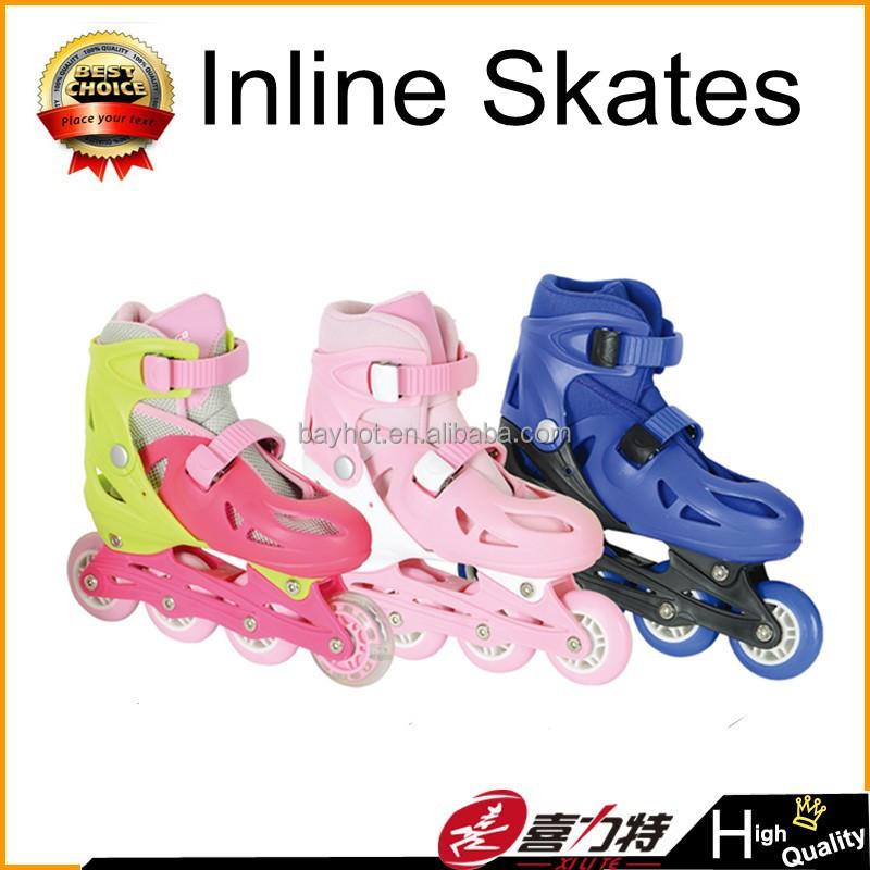 560f7ff6d11 Kinderen Verstelbare In- Line Skates Te Koop( Ce) Met 4 Wielen - Buy ...