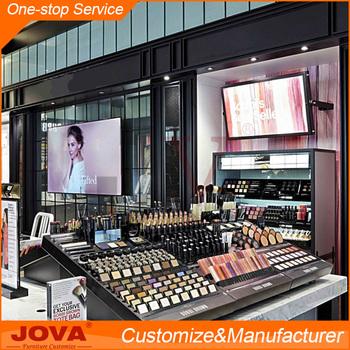 Cosmetic Exhibition Stand Design : Multi functional exhibition cosmetic display stand counter units
