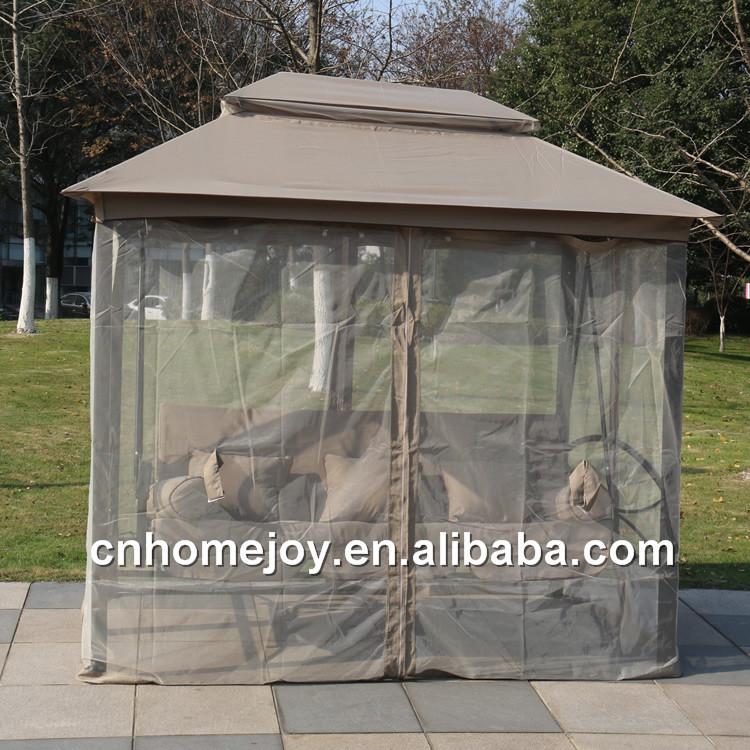 Factory Price Outdoor Seating Mosquito Mesh Net Gazebo Swing Buy