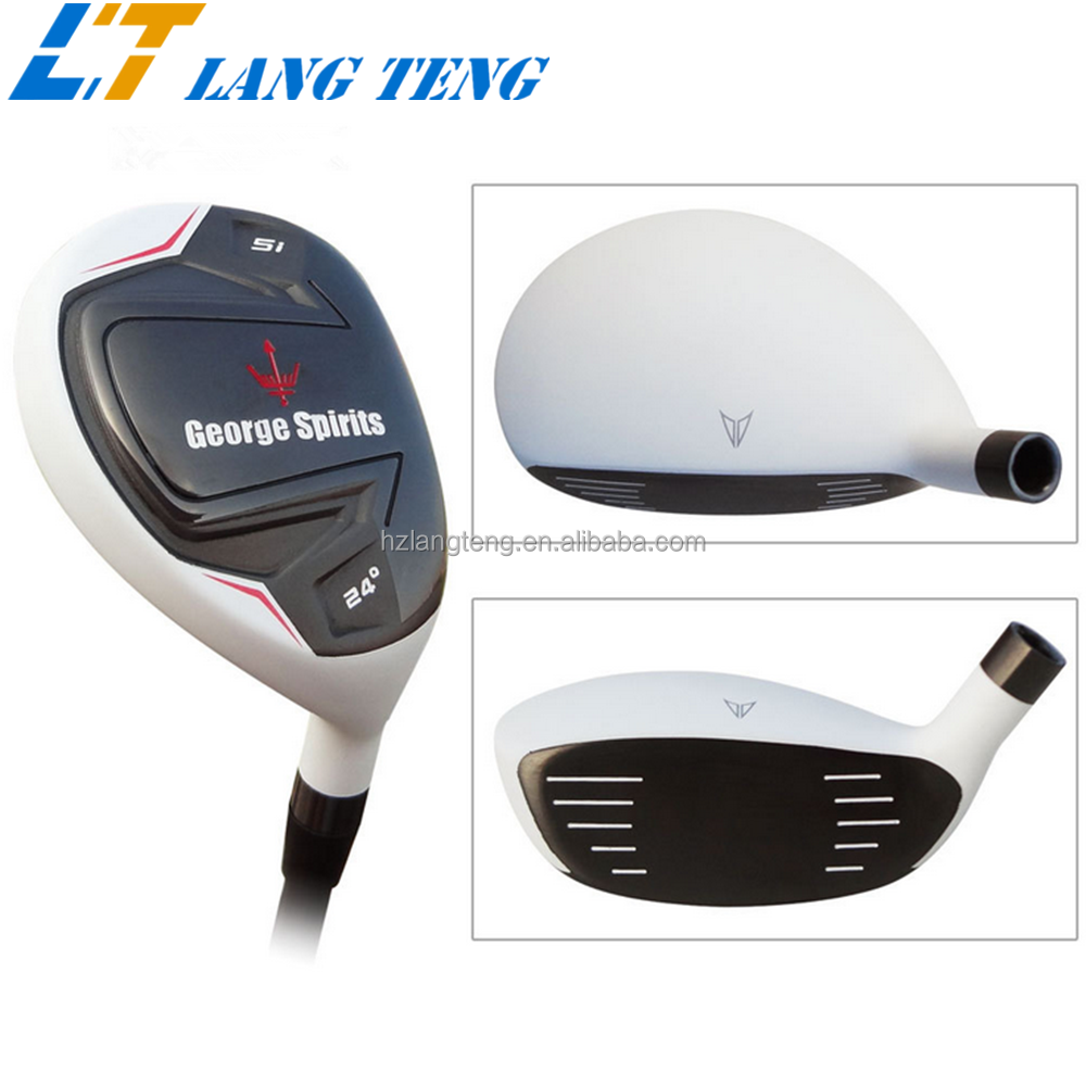 OEM China Atacado Híbrido 4 Ferro 21 Graus Loft Golf Club