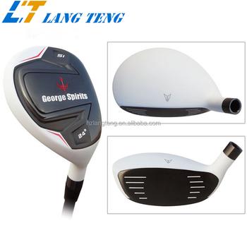 Oem China Whole Hybrid 4 Iron 21 Degree Loft Golf Club