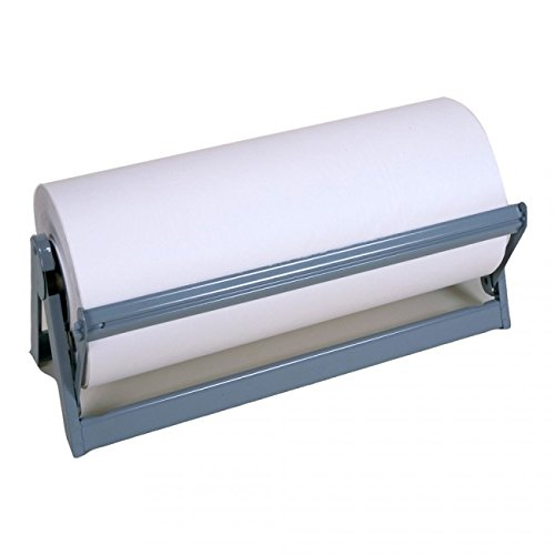 Bulman Products A500-18, 18-Inch Standard All-In-One Dispenser and Cutter, Wrapping Butcher Meat Paper Cutter