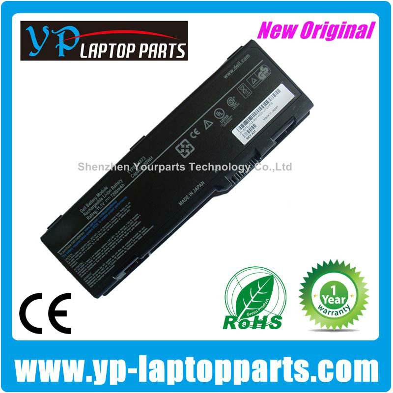 For Dell Inspiron 6000 9200 9300 9400 XPS M170 XPS M1710, Original Laptop Battery For 310-6322 E1705 XPS Gen 2 laptop baterya