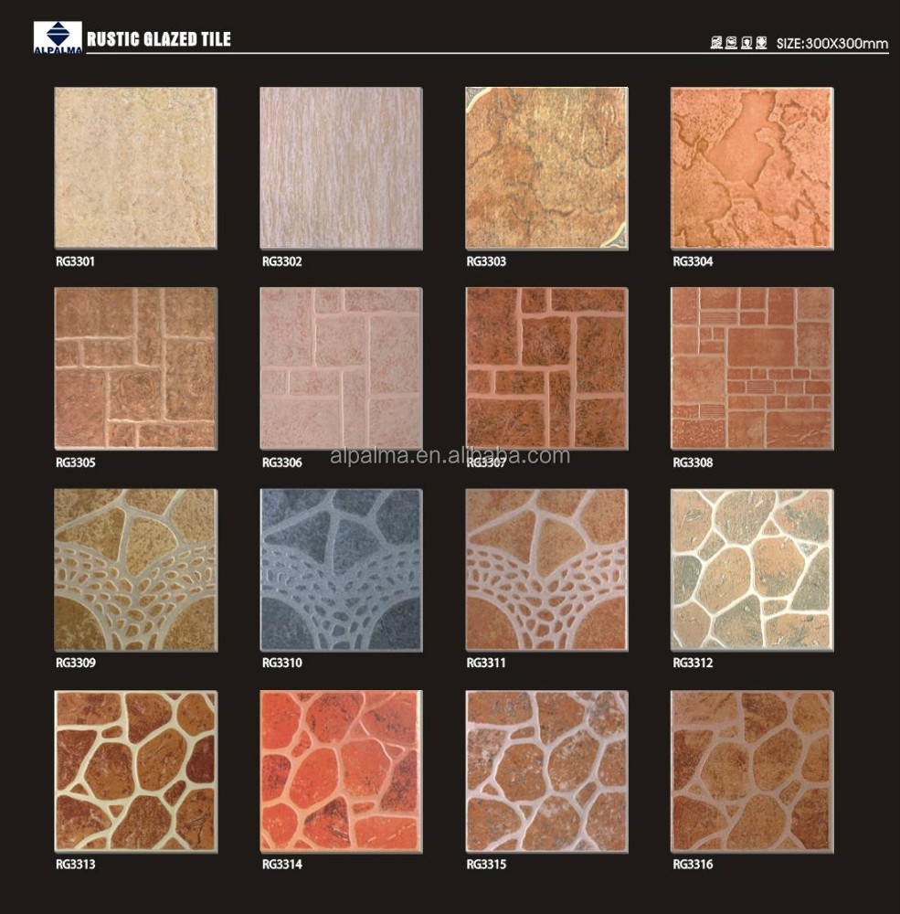 Alta calidad de cer mica piso azulejo antideslizante - Baldosas de ceramica para exterior ...
