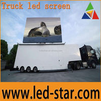 LEDSTAR grand sale P20 led screen car advertising good price from China www.led-star.com