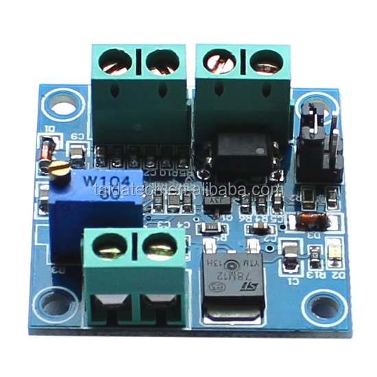 pwm controller 0 to 10 v analog signals PWM turn voltage module