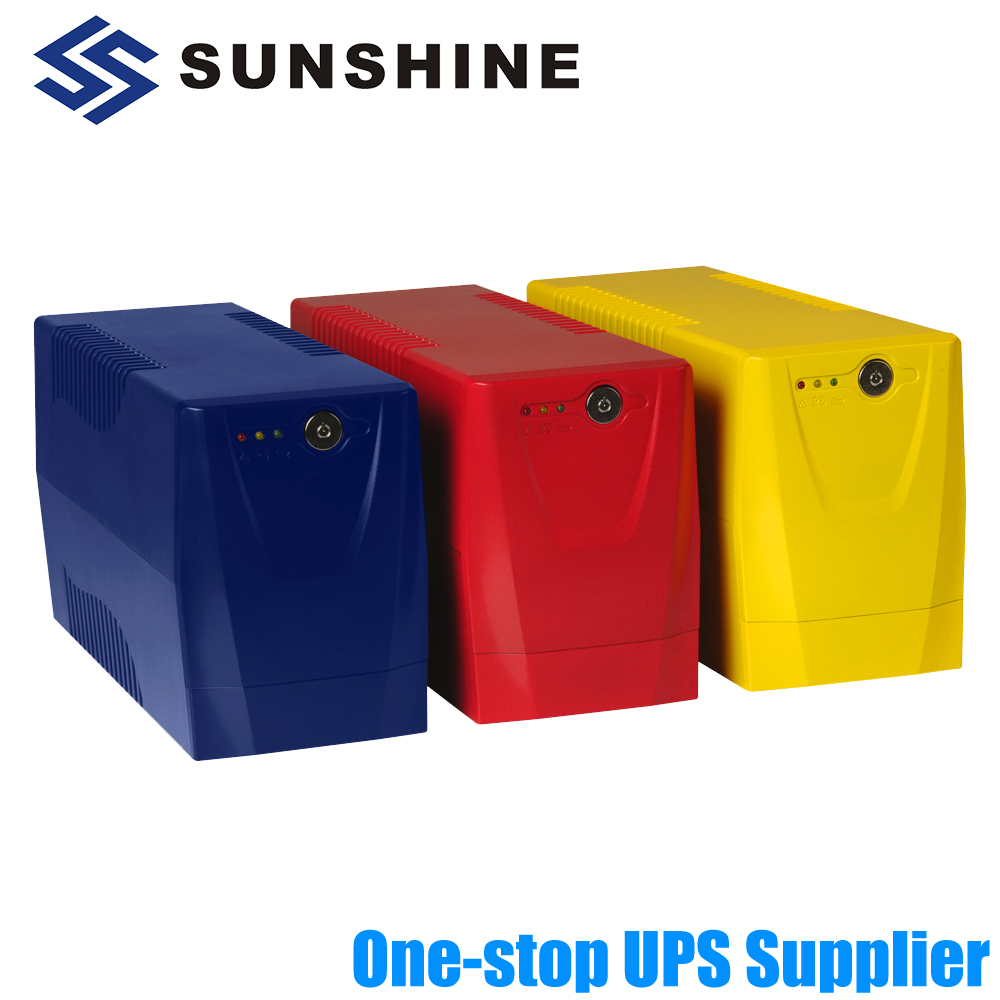 Short Circuit Protection and Computer Application The Long Time Best Price Power Offline UPS