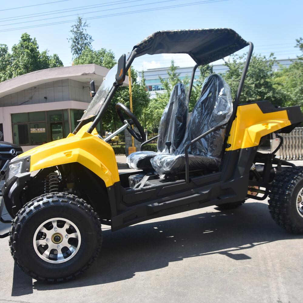 UTV 200cc,EPA 150cc with hard top cover/hard roof buggy(TKG150E-A)