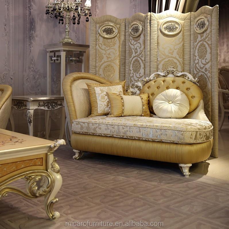 Unique Designs New Classic Style Wooden Arabic Living Room Furniture Sofa  Set Part 83
