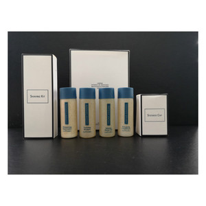 ISO certified hotel amenity sets/5 star hotel bathroom amenity kit/ hotel amenities disposable