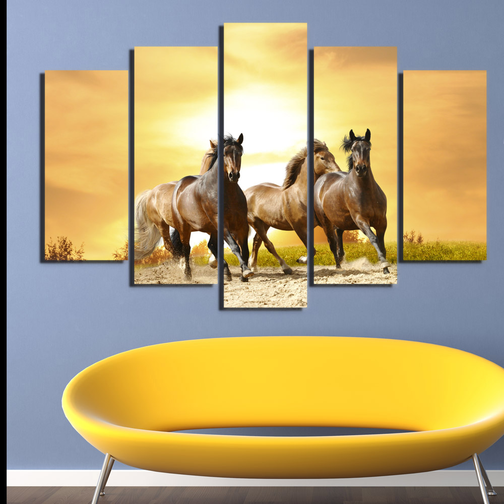 5 Panel Canvas Wall Art, 5 Panel Canvas Wall Art Suppliers and ...