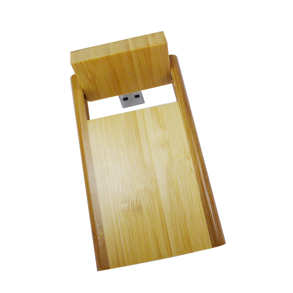 Promotional customize wooden usb drive flash memory