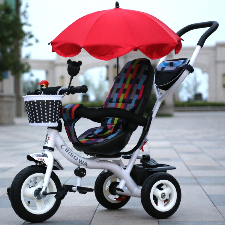 Wholesale High Landscape Adult Baby Stroller With 5 Point