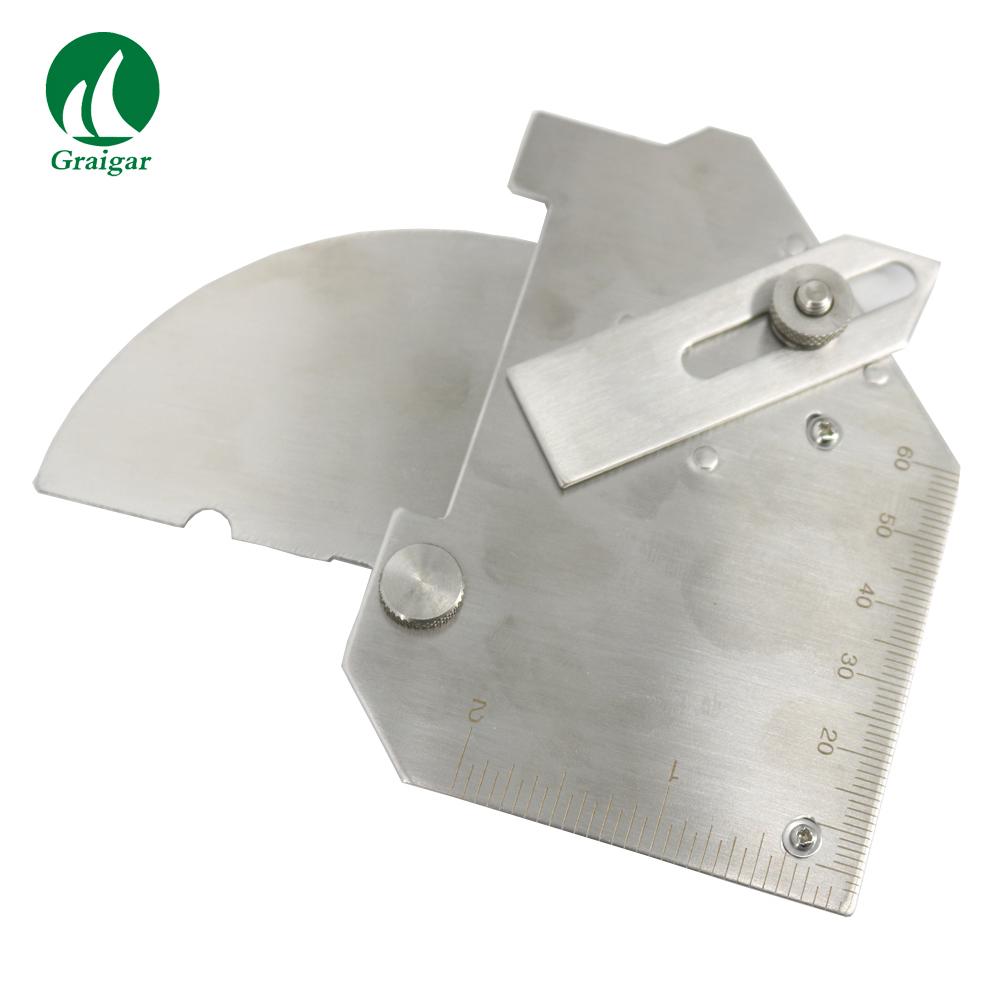 Bridge CAM Gauge MG-8 Welding Gauge Gage C50 Test Ulnar For Welder Inspection