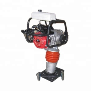 gasoline rammer compactor/rammer machine/tamping