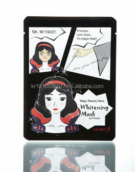 Secret A Magic Beauty Story Whitening Mask