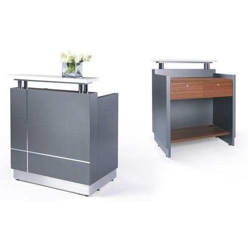 Modern Design Reception Desk Beauty Salon Counter Table ...